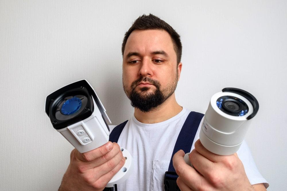 Buying Outdoor Security Camera