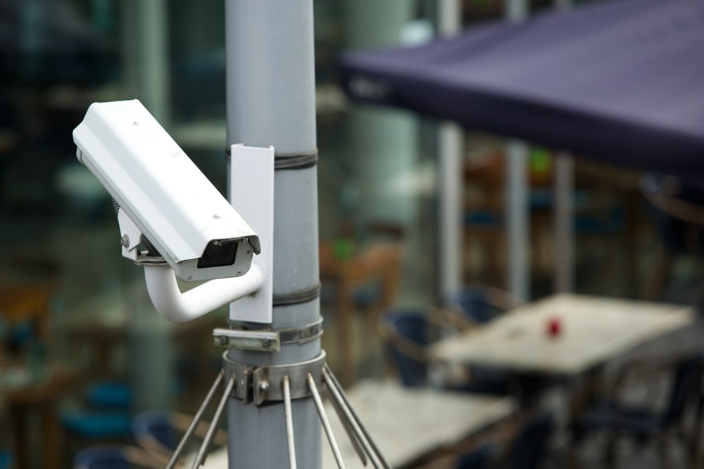Installing Your Security Cameras